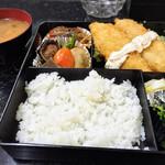 朝日 - 日替わりランチ(弁当