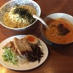 麺家 三士 -