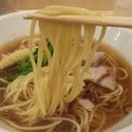 銀座 篝 - 麺