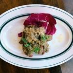 コンシールカフェ・サクラガオカ - 真蛸のマリネ 柚子胡椒風味のグリーンソース