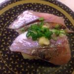 はま寿司 - アジ