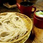 63666090 - 関西人にも食べやすいざる蕎麦