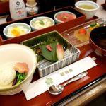 明治座 - 月替わり膳1950円