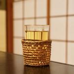 夕凪橋 多古安 - ひれ酒 1620円