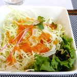 kokopelli cafe - サラダ付き