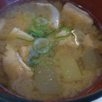 安庵 - 焼き魚定食(サバ)