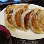 63672882 - 定番餃子定食(10個)