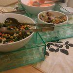 ホテル関西 - 結構サラダコーナーは充実していますよ