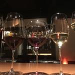 ヴァンサンブル - 色とりどりのワイン!