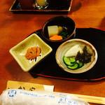 桐の家 - 料理写真: