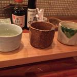 旬魚季菜 とと桜 - 飲み放題にしました。