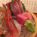 旬魚季菜 とと桜 - 中トロが甘〜い