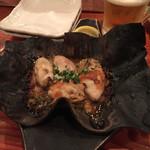 旬魚季菜 とと桜 - 黒いのはなんと昆布