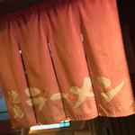 ラーメン東大 - ラーメン東大 大道本店(徳島県徳島市大道)暖簾