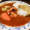 本石亭 - 料理写真:インド風カレー
