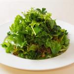 13種のグリーンサラダ