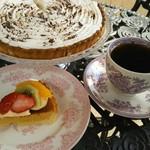 カフェ シュエット - 料理写真: