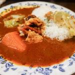 本石亭 - インド風カレー