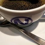 肉が旨いカフェ NICKSTOCK - ブレンドコーヒー