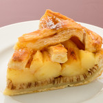 高畠産りんごの自家製アップルパイ