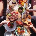 塊肉ステーキ&ワイン Gravy'sFactory - コース
