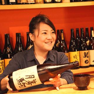 酒ソムリエによる和食と日本酒のペアリング