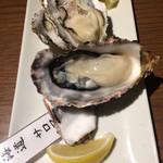 BISTRO KOUZO - 北海道サロマ湖産 生牡蠣