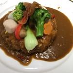 サンマルコ - 季節の野菜カレー