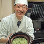 麻布十番 ふくだ - 素敵な笑顔の福田さん!