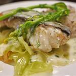 ザ・トイズキッチン・リブリエ - 北海道真鱈のポワレ