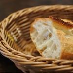 ザ・トイズキッチン・リブリエ - ランチのパン