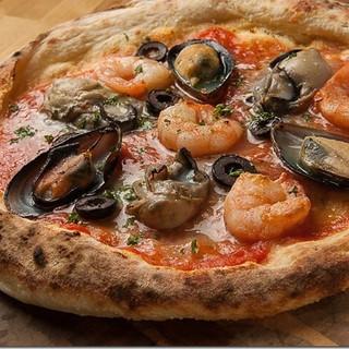 ●BARBARPROPECHOのピザ●道産小麦使用♪