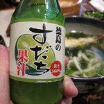 四國路 - 徳島名産「すだち果汁」