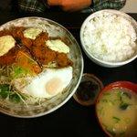 定食や - チキン南蛮定食 780円
