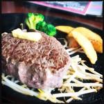まんぷく!! ステーキ&ハンバーグ ニクカ -
