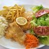 Cozinha Regional Santiago - 料理写真:メルルーサのフライ