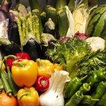 熊本炉端 安坐 - 地産地消 熊本産の野菜