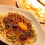 Bocca - 挽き肉のパスタ