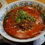 一番亭 - スーパー担々麺MAX