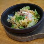 一番亭 - 鉄鍋チャーハン
