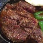 かもめ屋 - ヘレ肉、美味い