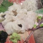 聖護院 嵐まる - 穴子焼霜