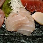 魚の三是 - 刺身1