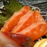 魚の三是 - 刺身4