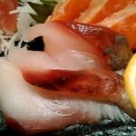 魚の三是 - 刺身5