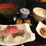 海鮮丼屋  海舟 - 刺身定食