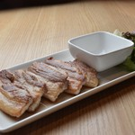 ブランド豚ステーキ 5種盛