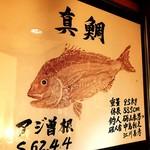 鈴蘭 - 魚拓