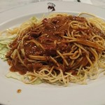 カレー専門店 印度 - カレースパゲティ