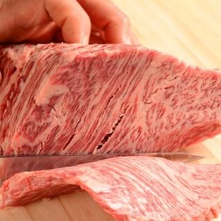 ★新鮮!厳選したこだわりのお肉を気軽に楽しめます♪